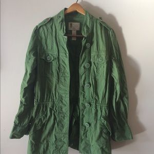 Forest green Urban Outfitters jacket (Sz M)